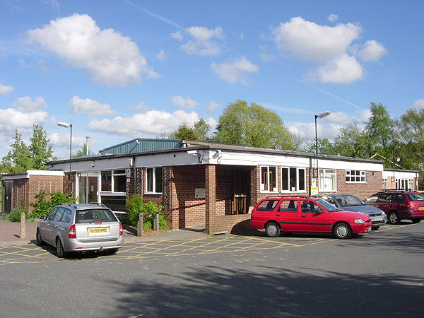 Sevenoaks Branch Meeting Venue