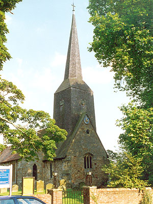 St Mary Magdalen Coiwden North West Kent Family History Society
