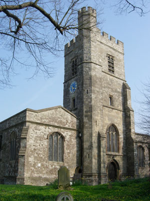 St Mary Magdalene Cobham North West Kent Family History Society