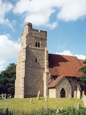 St Mary Burham North West Kent Family History Society