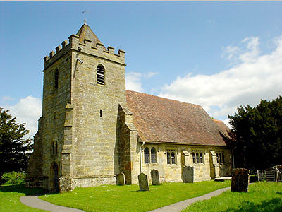 St Thomas a Becket Capel North West Kent Family History Society