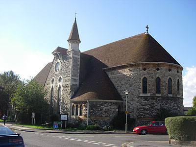 St John the Evangelist Bromley North West Kent Family History Society