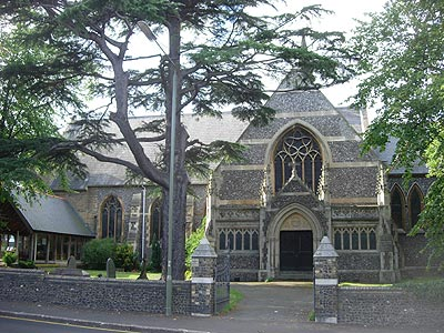 St Mary Plaistow North West Kent Family History Society