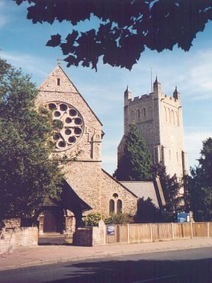 Annunciation Chislehurst North West Kent Family History Society