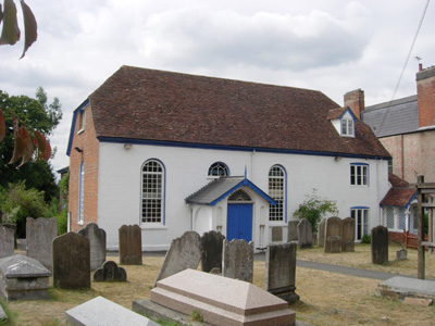 Baptist Church Bessels Green North West Kent Family History Society