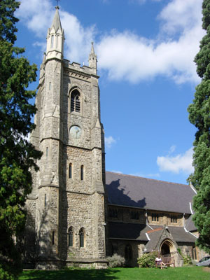 Christ Church Chislehurst North West Kent Family History Society