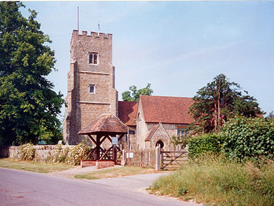 St Botolph Chevening North West Kent Family History Society