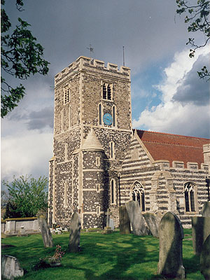 St Helen Cliffe at Hoo North West Kent Family History Society
