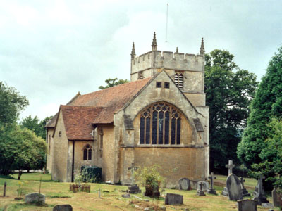 St Luke Chiddingstone North West Kent Family History Society