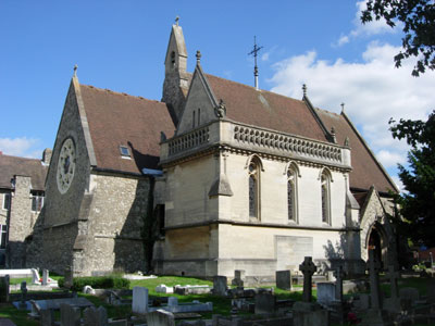 St Mary Chislehurst North West Kent Family History Society