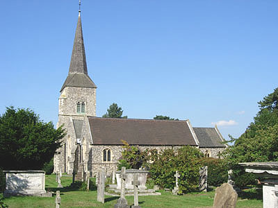St Nicholas Chislehurst North West Kent Family History Society