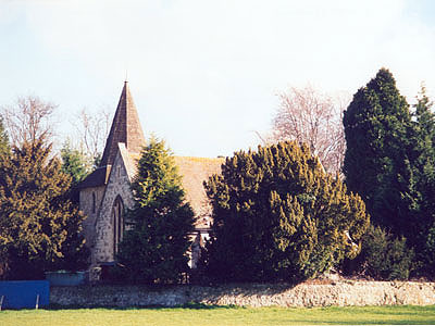 St Lawrence  Allington North West Kent Family History Society