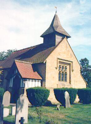 Matfield, St Luke Brenchley North West Kent Family History Society