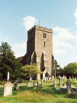 St Martin Brasted North West Kent Family History Society
