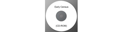 Early Census (CD-ROM)